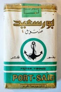 Port Said Cigarettes