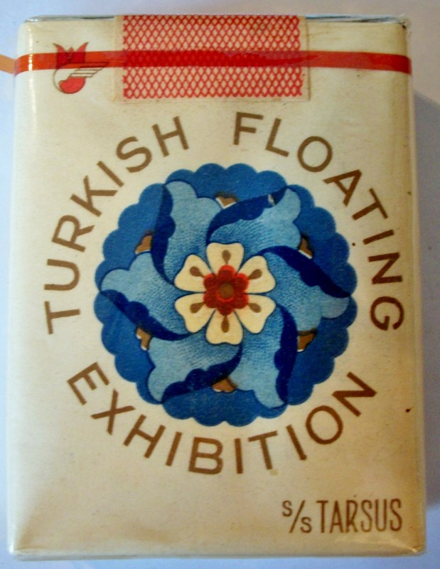 Turkish Floating Exhibition